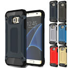 For Samsung Galaxy S8 Plus S7 S6 Edge Note 5 J7 Hybrid Rugged Armor Phone Case