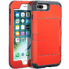 Credit Card Holder Wallet ID Flip Mirror Case Cover For Apple iPhone 6 6s Plus