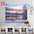Scene Sunset Tapestry Hippie Bohemian Bedspread Hanging Wall Dorm Home Decor