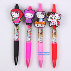 2014 JAPAN SANRIO KT X TOKIDOKI 3D PLASTIC SEAL PEN AUTOMATIC PENCIL /PEN 067205
