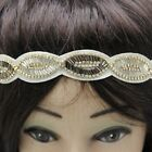 Fashion Elastic Bridal HeadBand Accessories Hair Styling Tools For Girls Women
