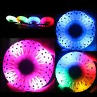 2017 New Cool LED Flash Outdoor Inline Skate Wheels With Lot Sparks 4Pcs / Lot