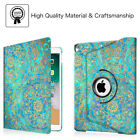 For iPad Pro 10.5 Inch 2017 Rotating Case Cover Built-in Apple Pencil Holder