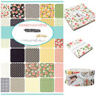 MODA Farmers Daughter100 % cotton, charm pack jelly roll layer cake for sewing