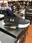 Under Armour Drive 4 Low 2017 Basketball Shoes- Black NEW