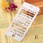 Multifunction Drawing Graffiti Bookmark Stainless Steel Drawing Painting