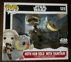 Funko Star Wars Smugglers Bounty Exclusive Hoth Han Solo with Tauntaun Pop 125