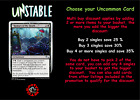 MTG Unstable UST Choose your Uncommon Card - BUY 1 GET 3 FREE Add 4 to Basket