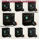Starbucks Verismo Pods - PICK ANY FLAVOR & QUANTITY - NEW - FREE EXPEDITED!!!