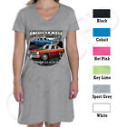 Dodge Dart V-Neck Tunic Chrysler American Made Car Ladies Coverup - 1542C $26.23 USD on eBay