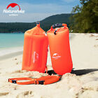 Outdoor Ultralight Swimming Flotation Bag Inflatable Waterproof Bag For Camping