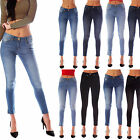 NEW WOMEN/LADIES FASHION SKINNY DENIM LEGGINGS JEANS/JEGGINGS 6/8/10/12/14/16/18