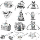 Mini Stainless Steel Loose Tea Infuser Leaf Strainer Filter Diffuse Herbal Spice