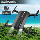 Pocket Selfie Drone HD Camera RC Quadcopter WIFI FPV Altitude Hold Phone Control