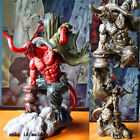 15'' Hellboy Figurine Katsuya Terada Resin Statue Collection Large Size Model