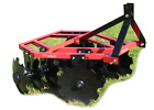 7100 Series Angle Frame Disc Harrows