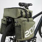 Roswheel 37L Water Resistant Durable 3 in 1 Bicycle Rear Rack Pannier Bag