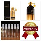Montale AOUD AMBRE authentic samples 3ml 5ml 10ml 15ml 30ml NOT FULL BOTTLES!