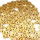 New KMC X11SL X11EL Bike Chain Retail Pack 11 Speed Shimano/SRAM 118 Link Gold