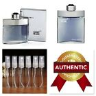 Mont Blanc INDIVIDUEL authentic travel size sample decants- 5ml,10ml,15ml, 30ml