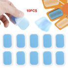 New 2/10Pc EMS Muscle Training Gear Pad ABS Fit&Body Fit Replacement Gel Pad AR1 image
