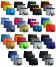6,12 Pack Mens Boxer Cotton Rich Shorts Hipster Design Underwear Trunks Gift New