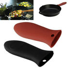 Silicone Hot Handle Holder Potholder Cast Iron Skillets Sleeve Grip Cover