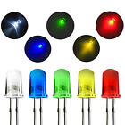 Novelty Place 5mm LED Diode Lights Ultra Bright Emitting Diodes LEDs Bulb 100 PC