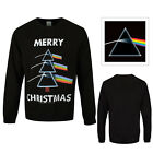Adults Official Merchandise Pink Floyd Dark Side Of The Moon Festive Xmas Jumper
