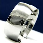 Wedding Band Womens Stainless Steel Engagement Anniversary Ring
