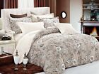 SHACHA Queen/King/Super King Size Bed Duvet/Doona/Quilt Cover Set New  image