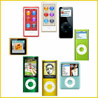 Apple iPod Nano 1st 2nd 3rd 4th 5th 6th 7th 8th Generation 4GB 8GB 16GB