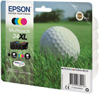 Epson 34XL - T3476 Multi Pack Original Ink Cartridges ( Set of 4 ) B,C,M