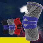 Nylon Brace Knee Support Pad Guard Protector Gel Sports Work Foam Cap Running