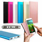 Ultra Thin 20000mAh Portable External Battery Charger Power Bank for iPhone