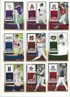 2015 PANINI CONTENDERS BASEBALL - SEASON TICKET - PROSPECTS RC'S, HOF  -U PICK