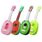 1pc Fruit Musical Guitar ukulele Instrument Toy Child Kids Education Gift US