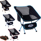 Folding Camping Chair Ultra-light Portable Foldable Beach Chair Outdoor Fishing