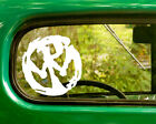2 PENNYWISE BAND DECALs Sticker For Car Window Truck Bumper RV Laptop