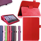 """For iPad 7.9"""" 9.7"""" 10.5"""" 12.9"""" Case Smart Magnetic Stand PU Leather Folio Cover"""
