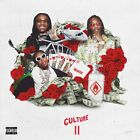 "Migos Culture II Album Poster Produced by Kanye West Print 12x12"" 24x24"" 32x32"""