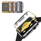 Ultra Thin Metallic Plated Hard Protective Case Cover for Apple Watch 1 iWatch