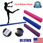 home gymnastics beam - Gymnastics GYM 7ft Balance Beam or 3M Panel Mat Home Fitness Exercise 3 Colors