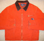 American Living(Ralph Lauren)Jacket.M,L,XL,2XL.NWT.$100.Orange,Black