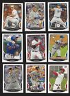 2013 BOWMAN - BASE or GOLD PARALLEL - STARS, ROOKIE, RC'S - WHO DO YOU NEED!!