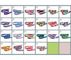 Внешний вид - DOUBLE FACED SATIN Ribbon,1-5yards/Roll,  22 kinds of styles polyester  Crafts