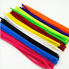 97-102 Pcs Chenille Stems Pipe Cleaners Kindergarden DIY Handicraft Material Pip