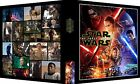 STAR WARS THE FORCE AWAKENS Custom 3-Ring Binder Photo/Trading Card Album $29.99 USD