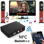 RCA 3.5mm Speaker NFC Wireless Bluetooth 3Stereo Audio Music Receiver Adapter QE