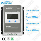 EPEVER MPPT Solar Panel Charge Controller Tracer AN 10A 30A 40A Negative Ground
